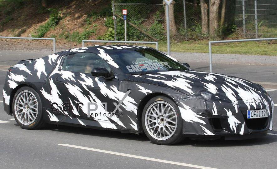 2010 Acura NSX - Slide 7