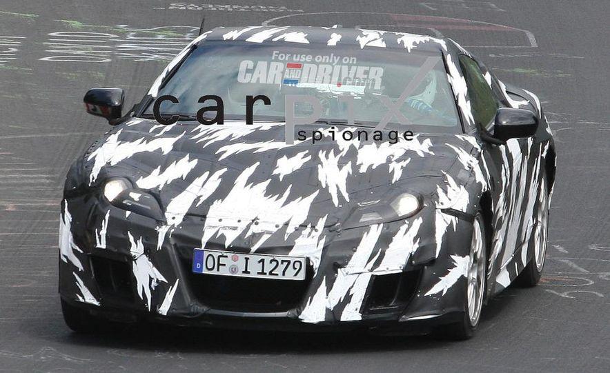 2010 Acura NSX - Slide 11