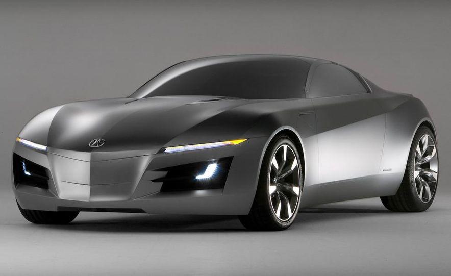 2010 Acura NSX - Slide 15