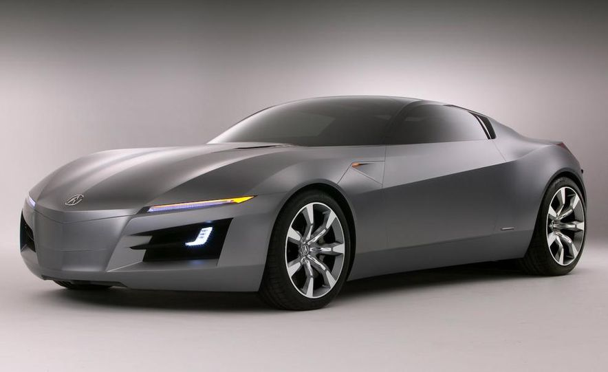 2010 Acura NSX - Slide 17