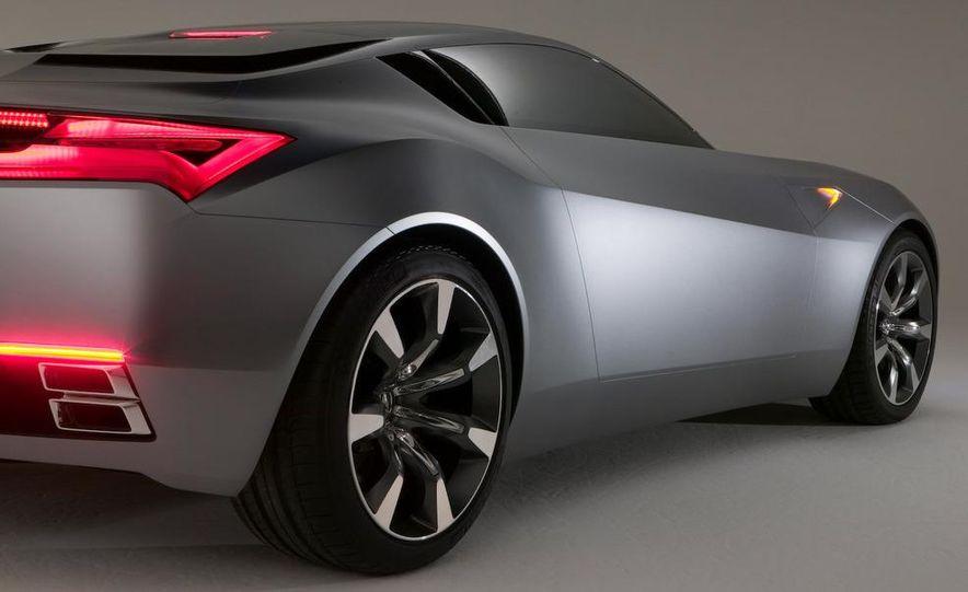 2010 Acura NSX - Slide 18