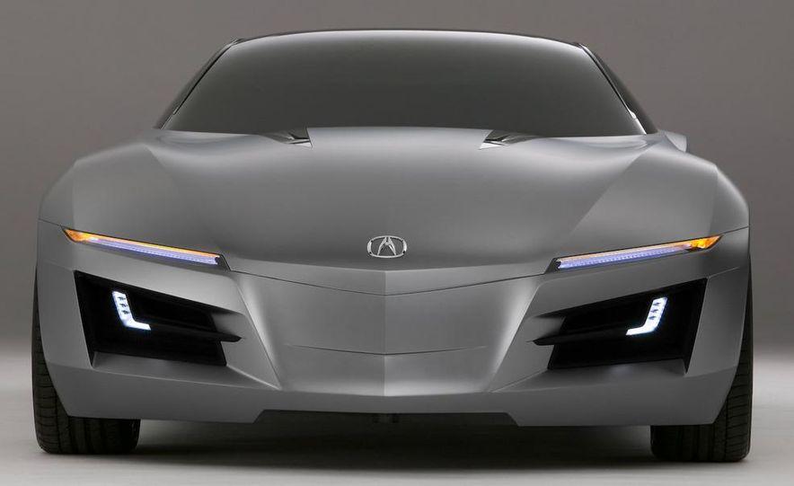 2010 Acura NSX - Slide 20