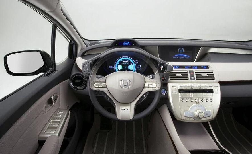 2009 Honda FCX Clarity - Slide 12