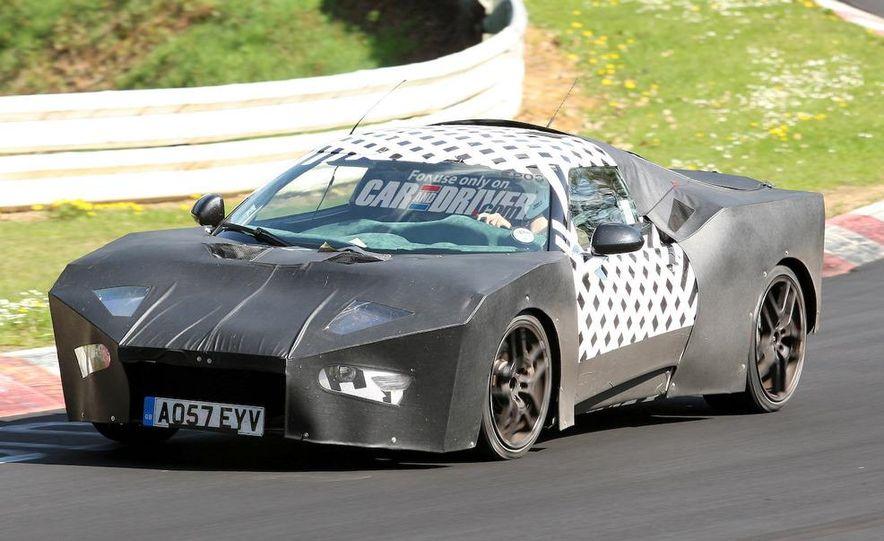 2009 Acura TL - Slide 4