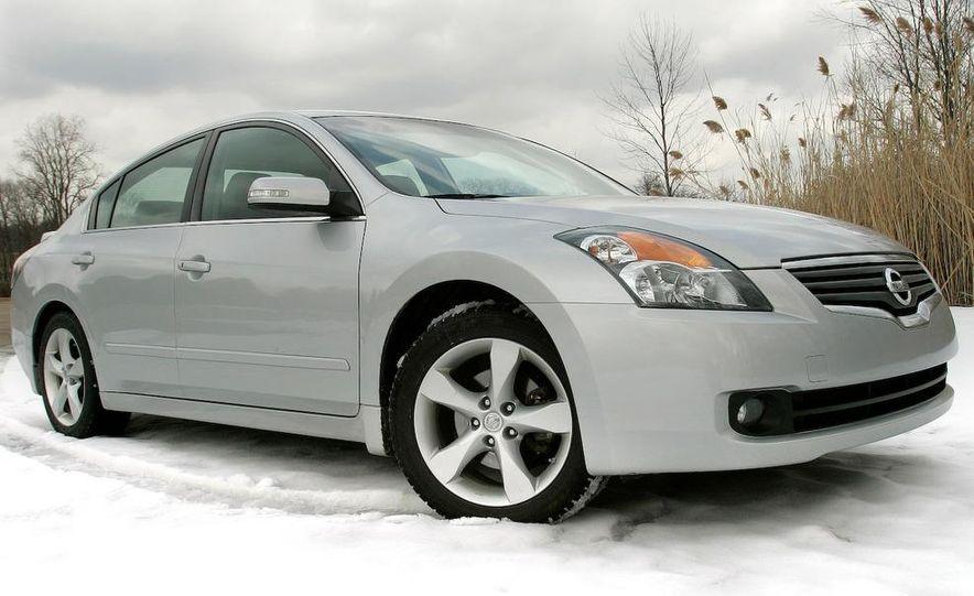 2007 Nissan Altima 3.5SE - Slide 14