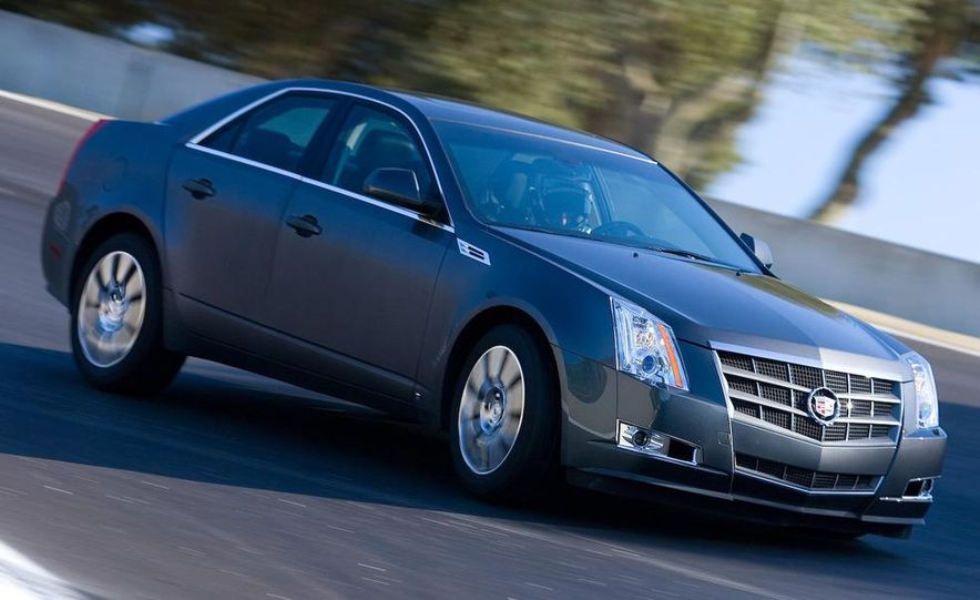 2008 Cadillac CTS - Slide 4