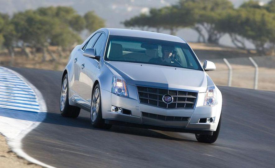 2008 Cadillac CTS - Slide 5