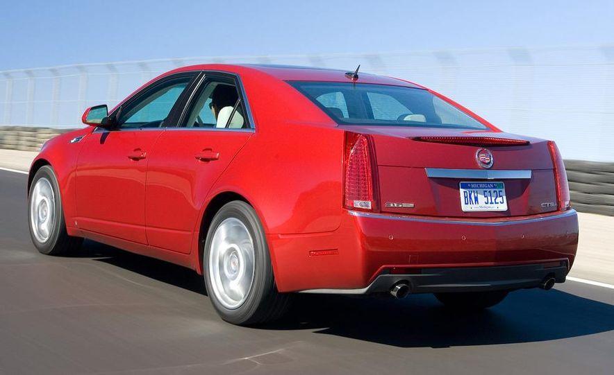 2008 Cadillac CTS - Slide 6