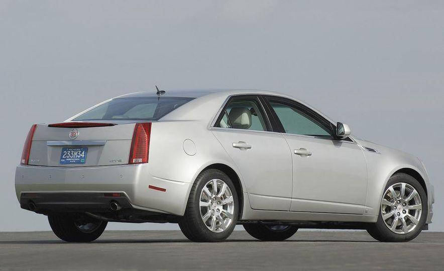 2008 Cadillac CTS - Slide 8