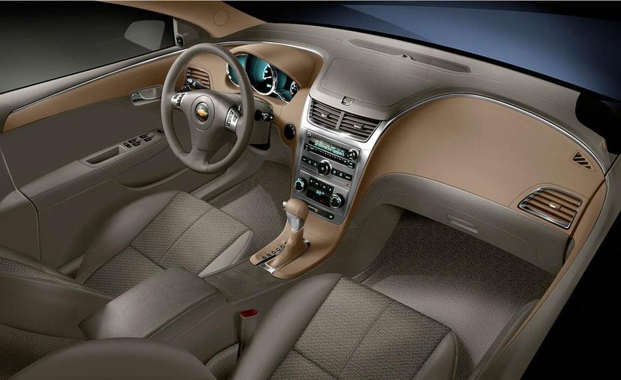2008 Cadillac CTS - Slide 22