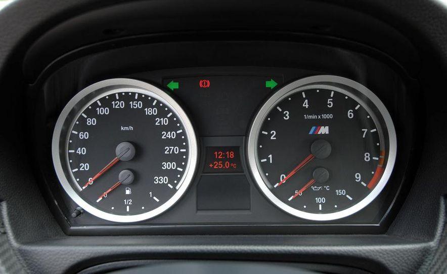 2008 BMW M3 M DCT (dual-clutch transmission) shifter - Slide 17