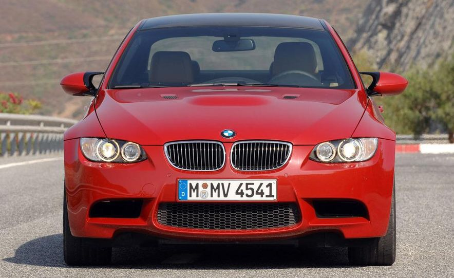 2008 BMW M3 M DCT (dual-clutch transmission) shifter - Slide 19