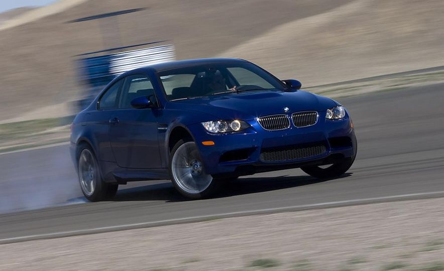 2008 BMW M3 M DCT (dual-clutch transmission) shifter - Slide 2