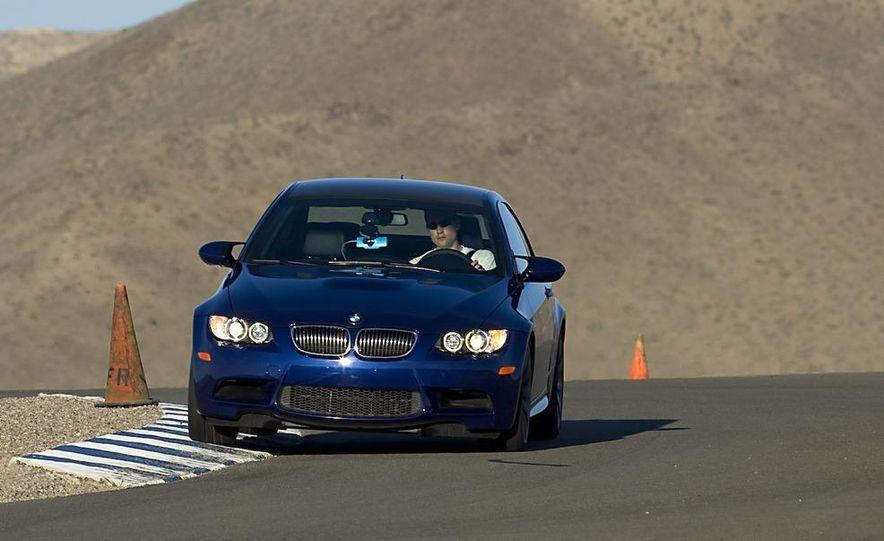 2008 BMW M3 M DCT (dual-clutch transmission) shifter - Slide 5