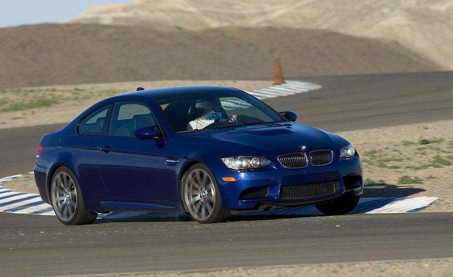 2008 BMW M3 M DCT (dual-clutch transmission) shifter - Slide 7