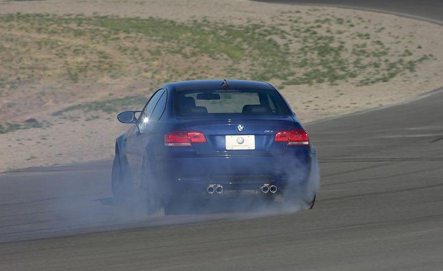 2008 BMW M3 M DCT (dual-clutch transmission) shifter - Slide 8