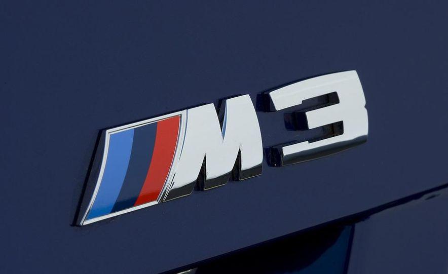 2008 BMW M3 M DCT (dual-clutch transmission) shifter - Slide 13