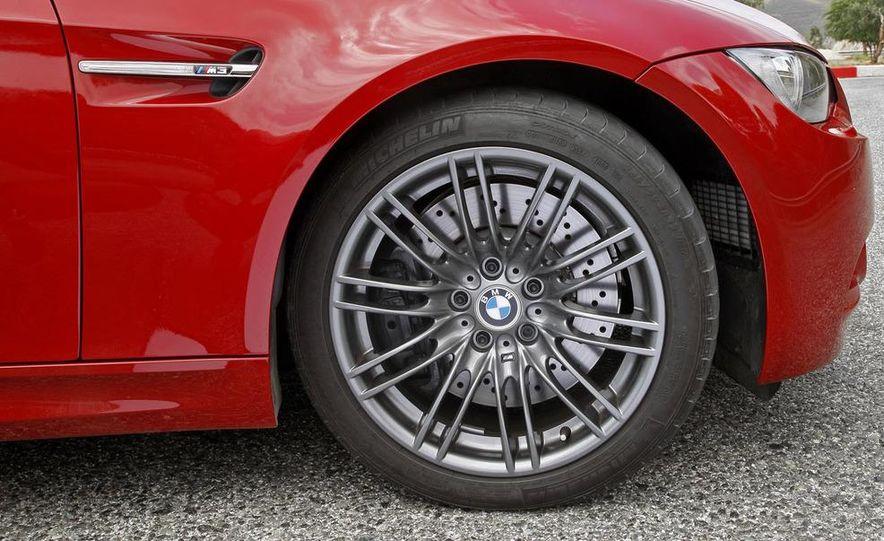 2008 BMW M3 M DCT (dual-clutch transmission) shifter - Slide 18