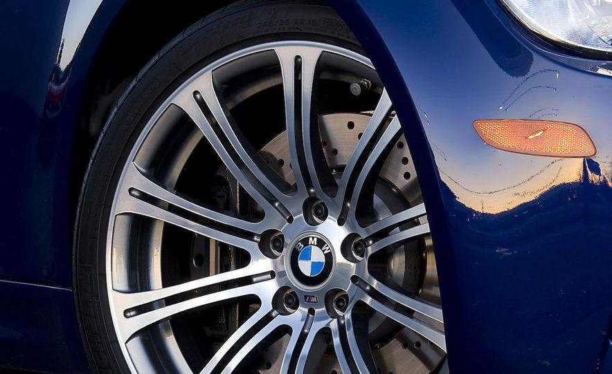 2008 BMW M3 M DCT (dual-clutch transmission) shifter - Slide 14