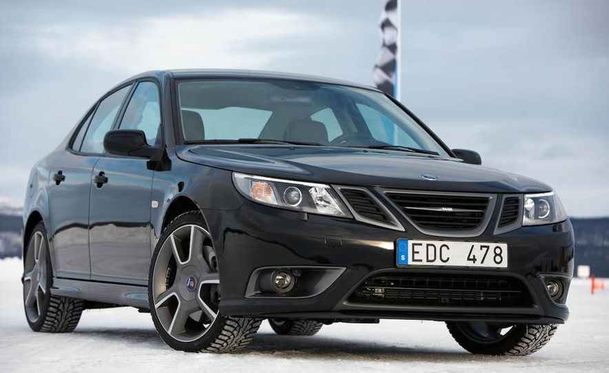 2008 Saab Turbo X SportCombi - Slide 12