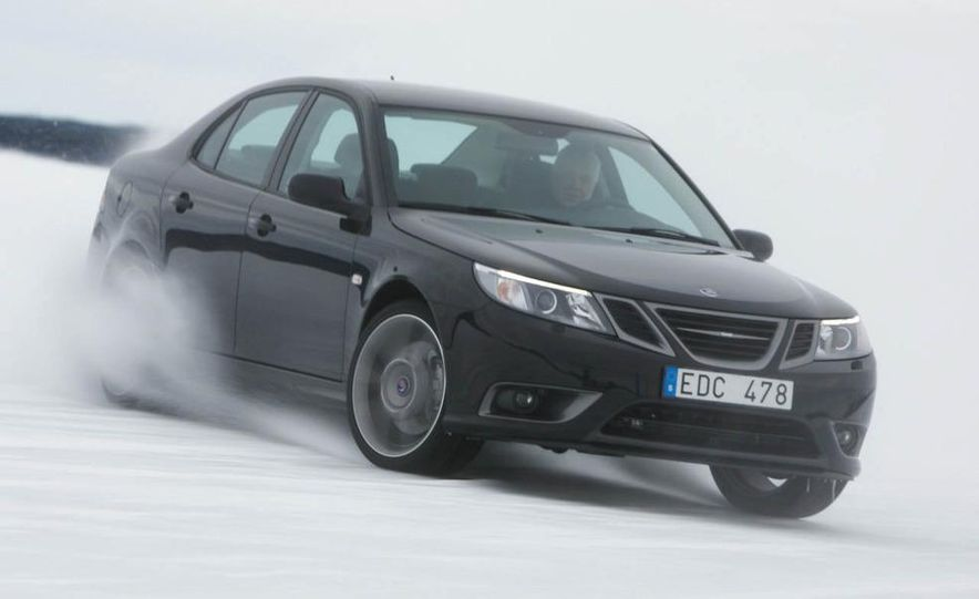 2008 Saab Turbo X SportCombi - Slide 15