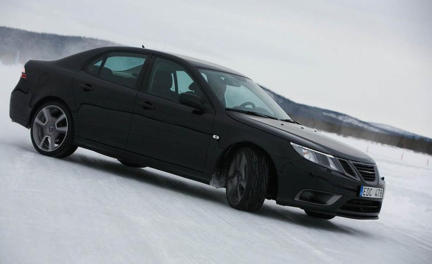 2008 Saab Turbo X SportCombi - Slide 16