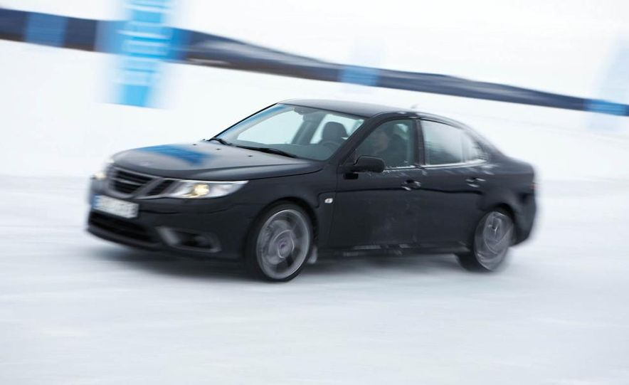 2008 Saab Turbo X SportCombi - Slide 22