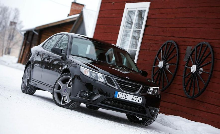 2008 Saab Turbo X SportCombi - Slide 24