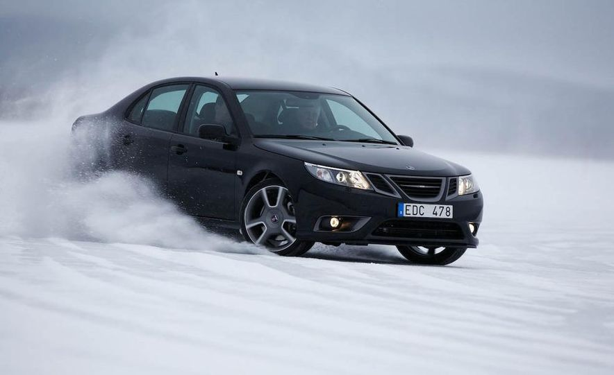 2008 Saab Turbo X SportCombi - Slide 28