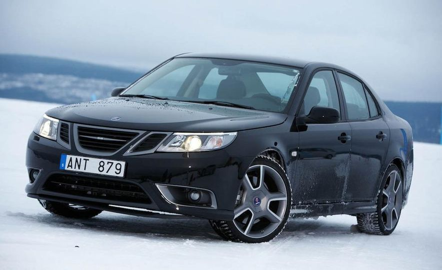 2008 Saab Turbo X SportCombi - Slide 29