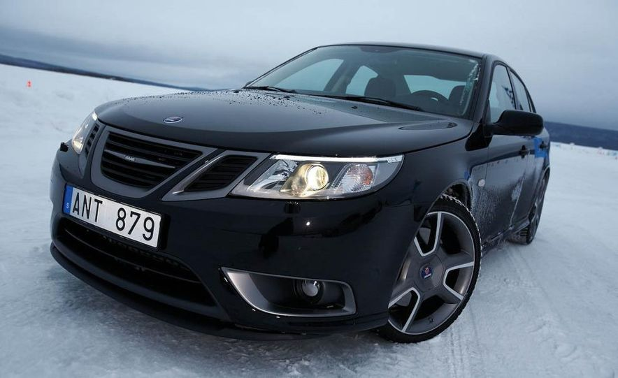 2008 Saab Turbo X SportCombi - Slide 30