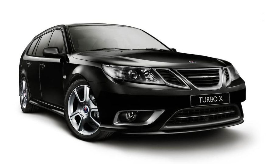 2008 Saab Turbo X SportCombi - Slide 2