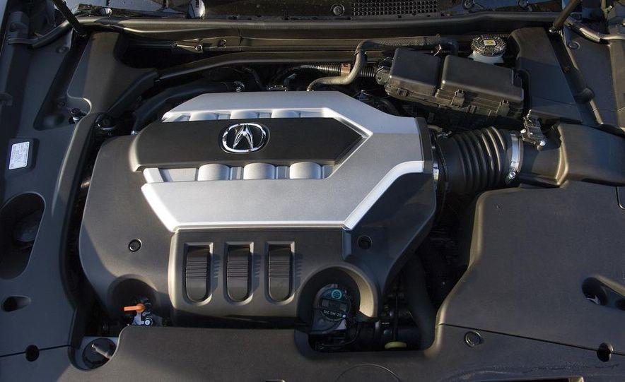 2009 Acura RL SH-AWD - Slide 15