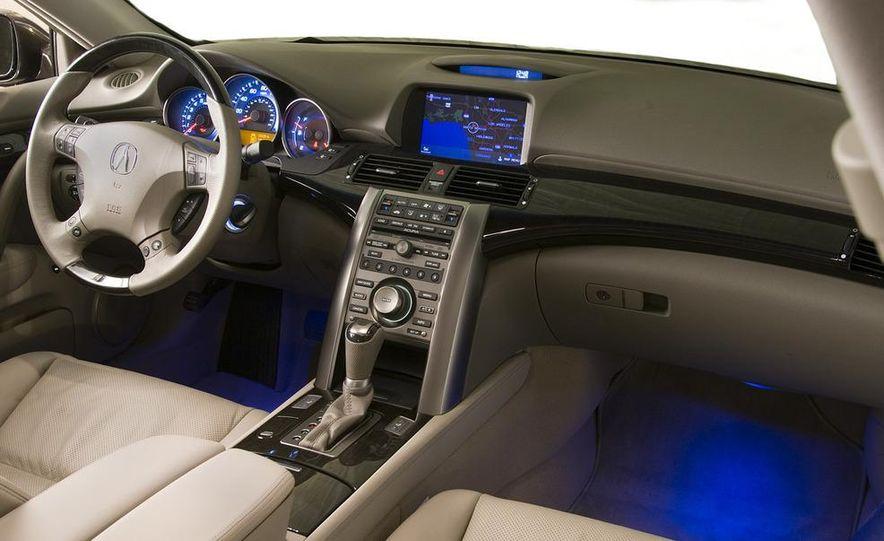 2009 Acura RL SH-AWD - Slide 10