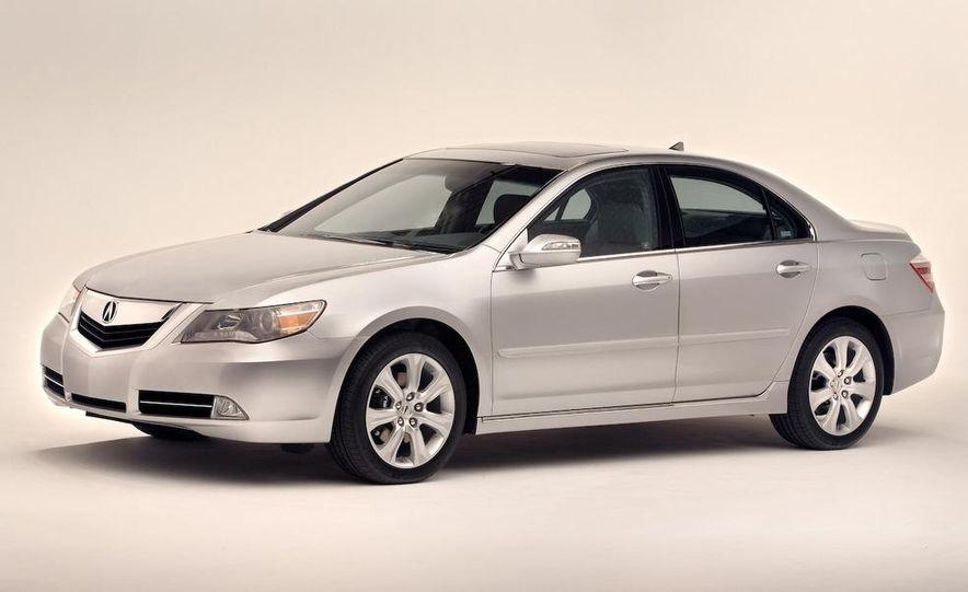 2009 Acura RL SH-AWD - Slide 1