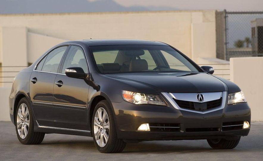 2009 Acura RL SH-AWD - Slide 8