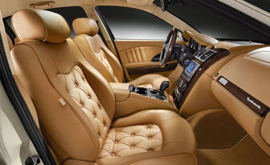 2009 Maserati Quattroporte - Slide 6
