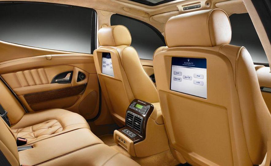 2009 Maserati Quattroporte - Slide 7