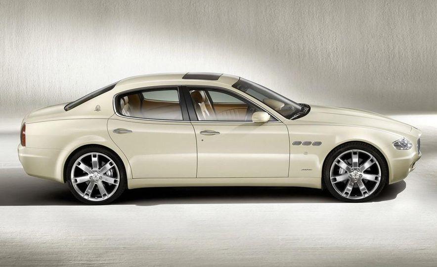 2009 Maserati Quattroporte - Slide 5