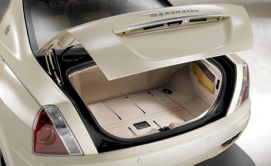 2009 Maserati Quattroporte - Slide 8