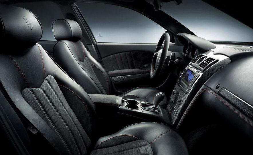 2009 Maserati Quattroporte - Slide 16
