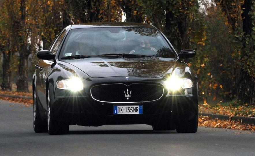 2009 Maserati Quattroporte - Slide 10
