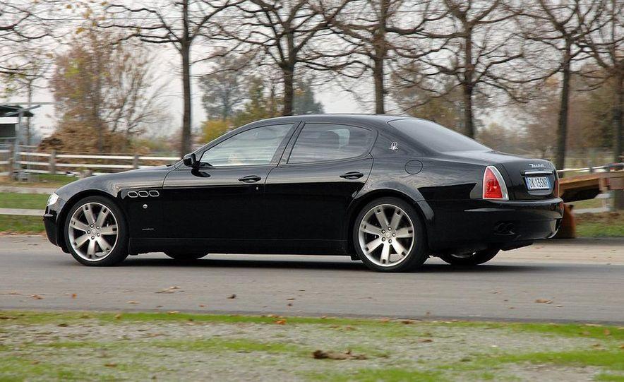 2009 Maserati Quattroporte - Slide 12