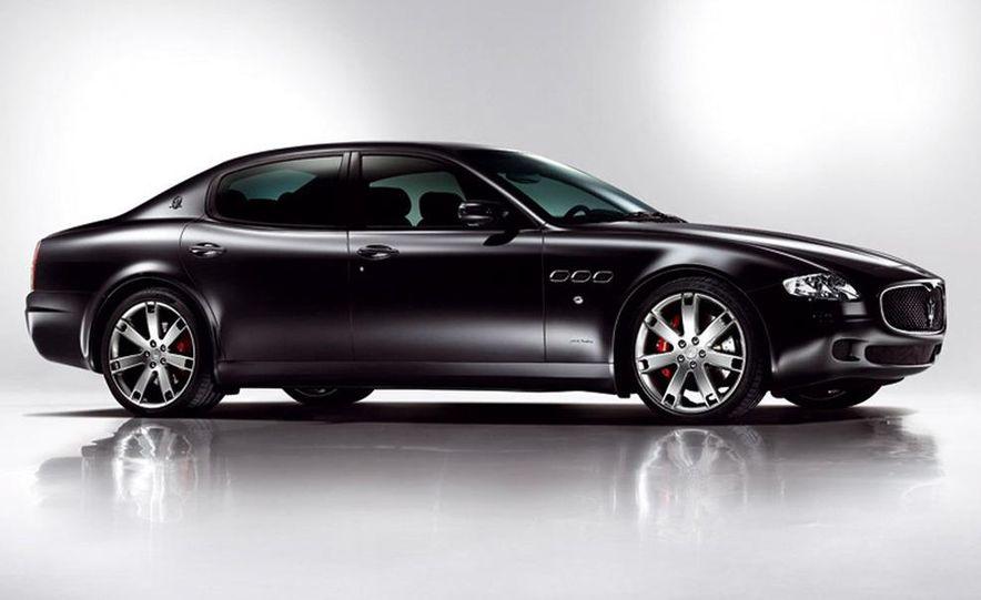 2009 Maserati Quattroporte - Slide 13