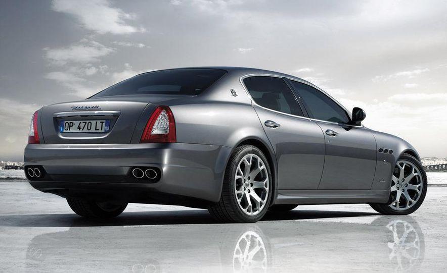 2009 Maserati Quattroporte - Slide 2