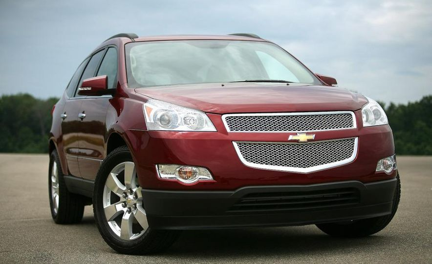 2009 Chevrolet Traverse - Slide 5