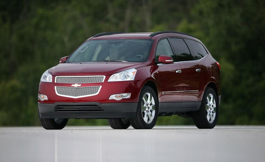 2009 Chevrolet Traverse - Slide 6
