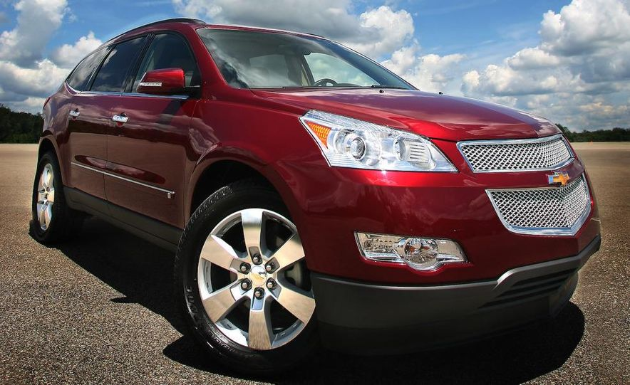 2009 Chevrolet Traverse - Slide 3