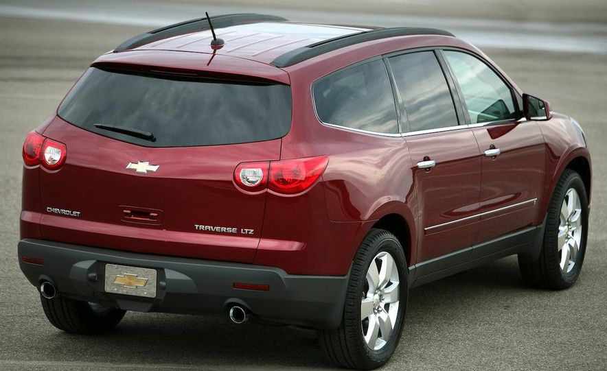 2009 Chevrolet Traverse - Slide 4