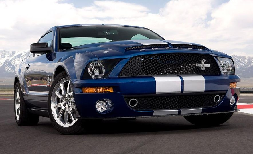 2008 Ford Mustang convertible - Slide 14